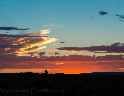 Taos Sunset #2