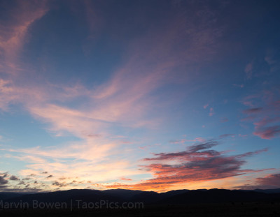 Taos Sunrise #1