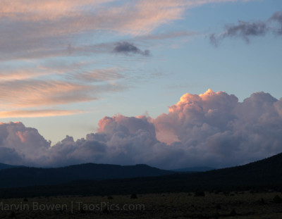 Taos Sunrise #2