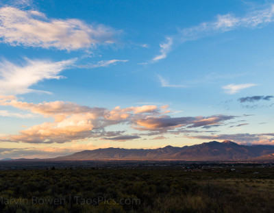 Taos Sunset #6