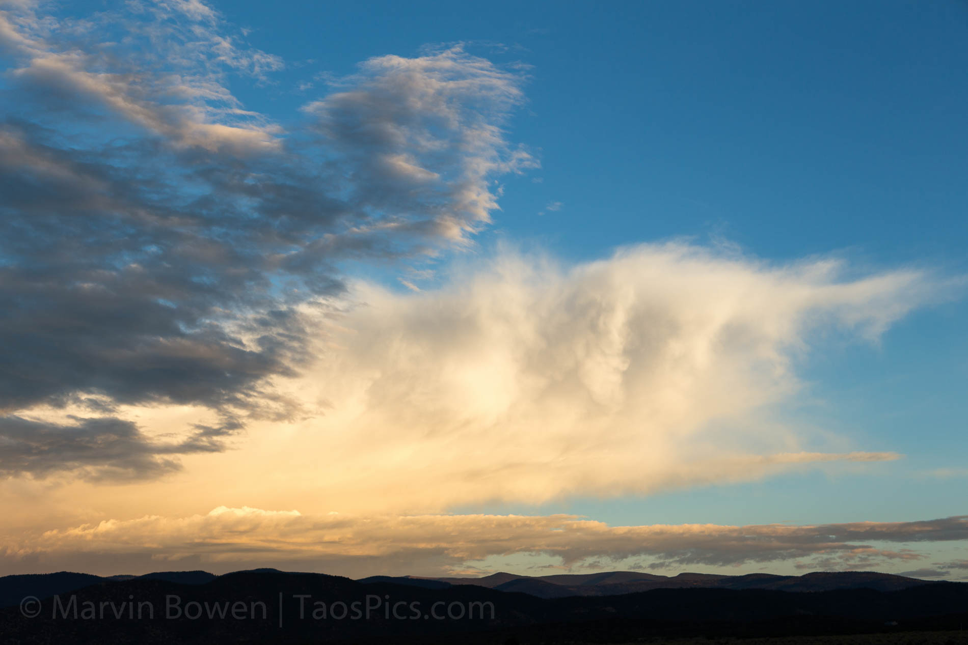 Taos Sunset